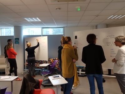 RSE exemple, RSE Nantes, metting