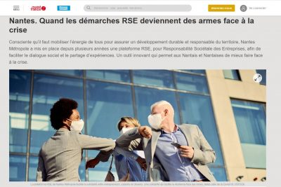 RSE exemple, RSE Pays de la Loire, article